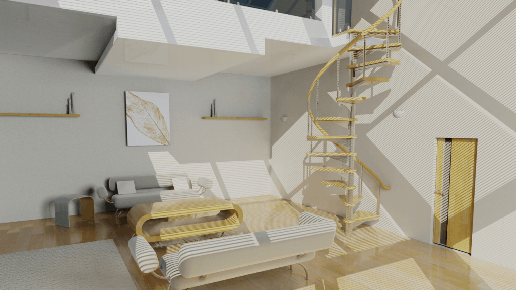 mezzanine floor without spiral staircase 2020