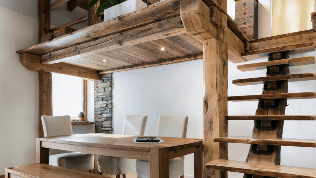 wooden mezzanine floor 2020