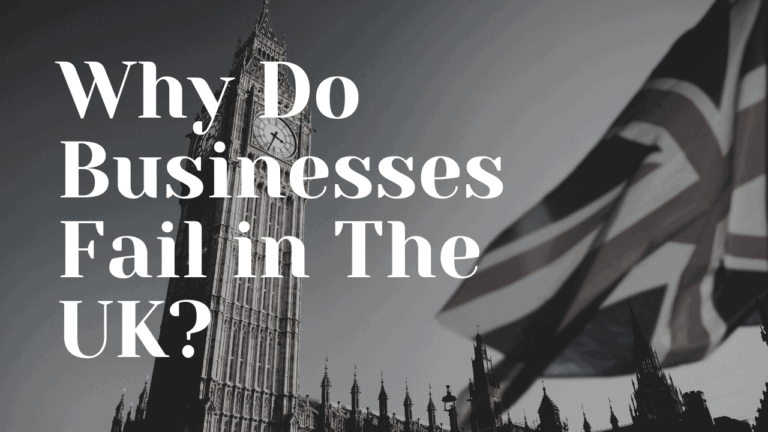 Why Do Businesses Fail in The UK_