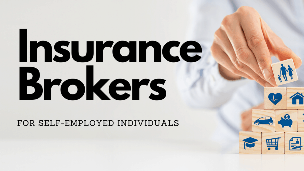 insurance brokers for the self employed