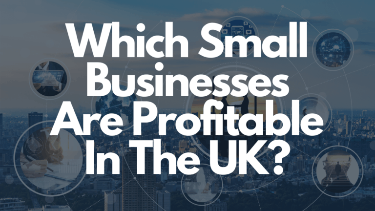 profitable small businesses in the uk