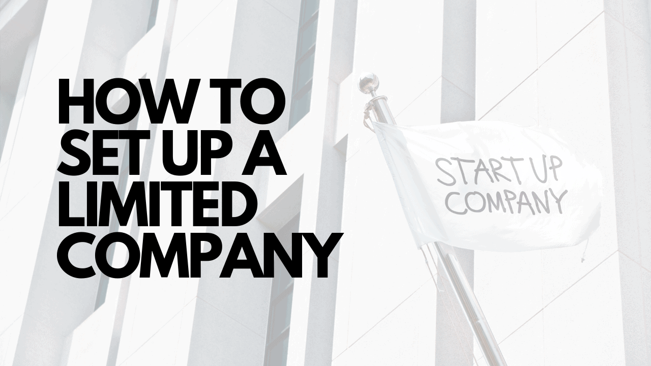 set up a limited company in the uk