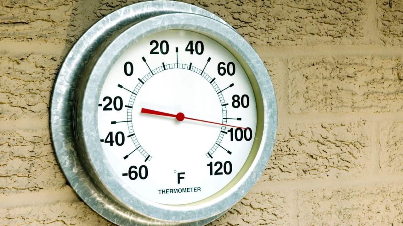 hotter environment