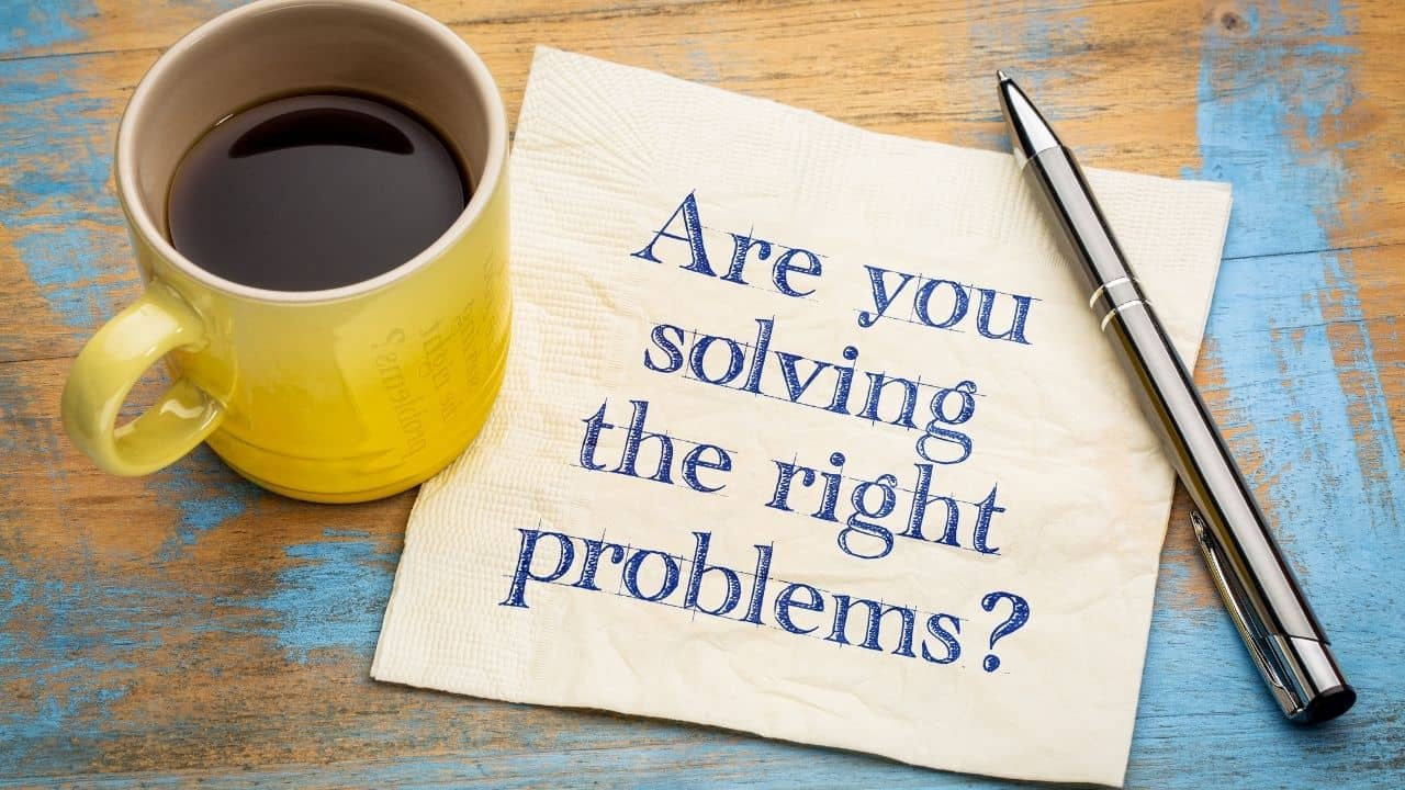 what problems does my business solve?