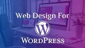 web design help for wordpress