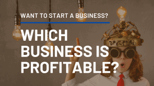 WHICH BUSINESS IS PROFITABLE?