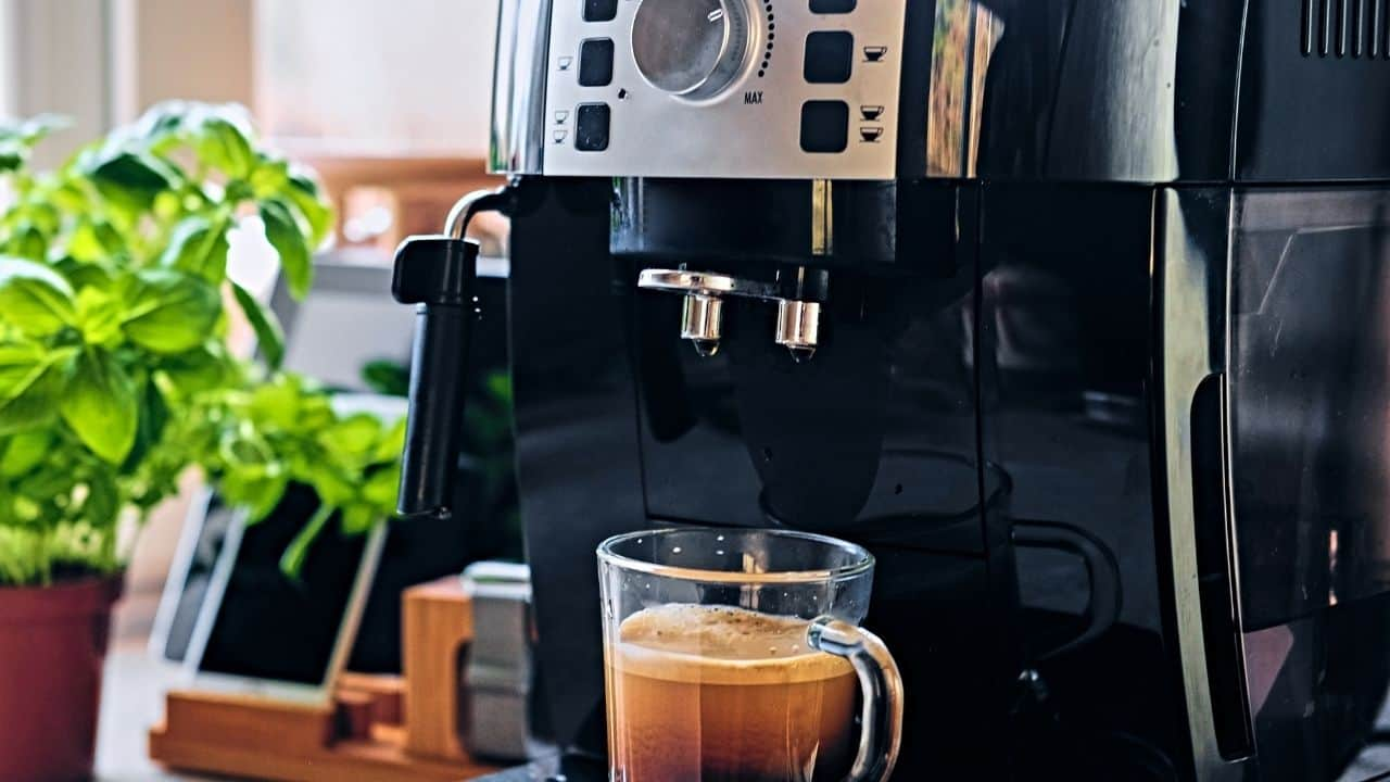 coffee machines for office staff